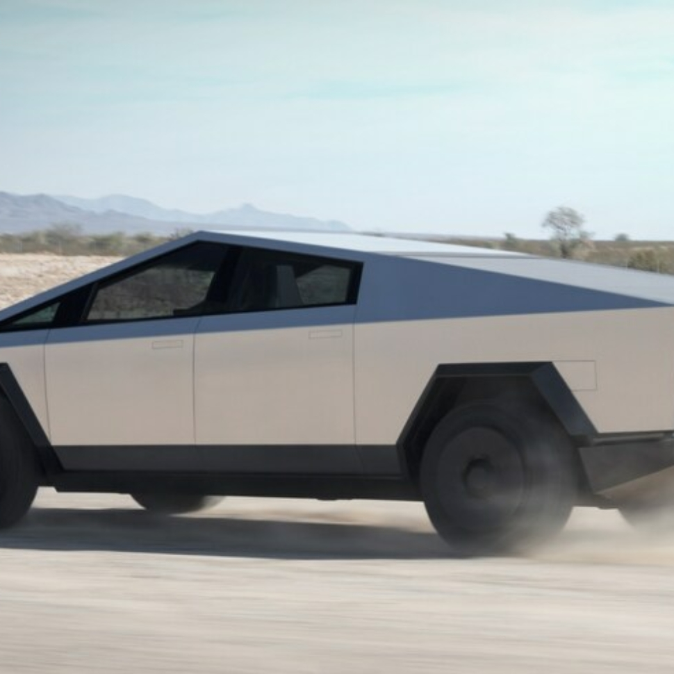 Tesla-Cybertruck-Electric-Pickup-Truck-Rear