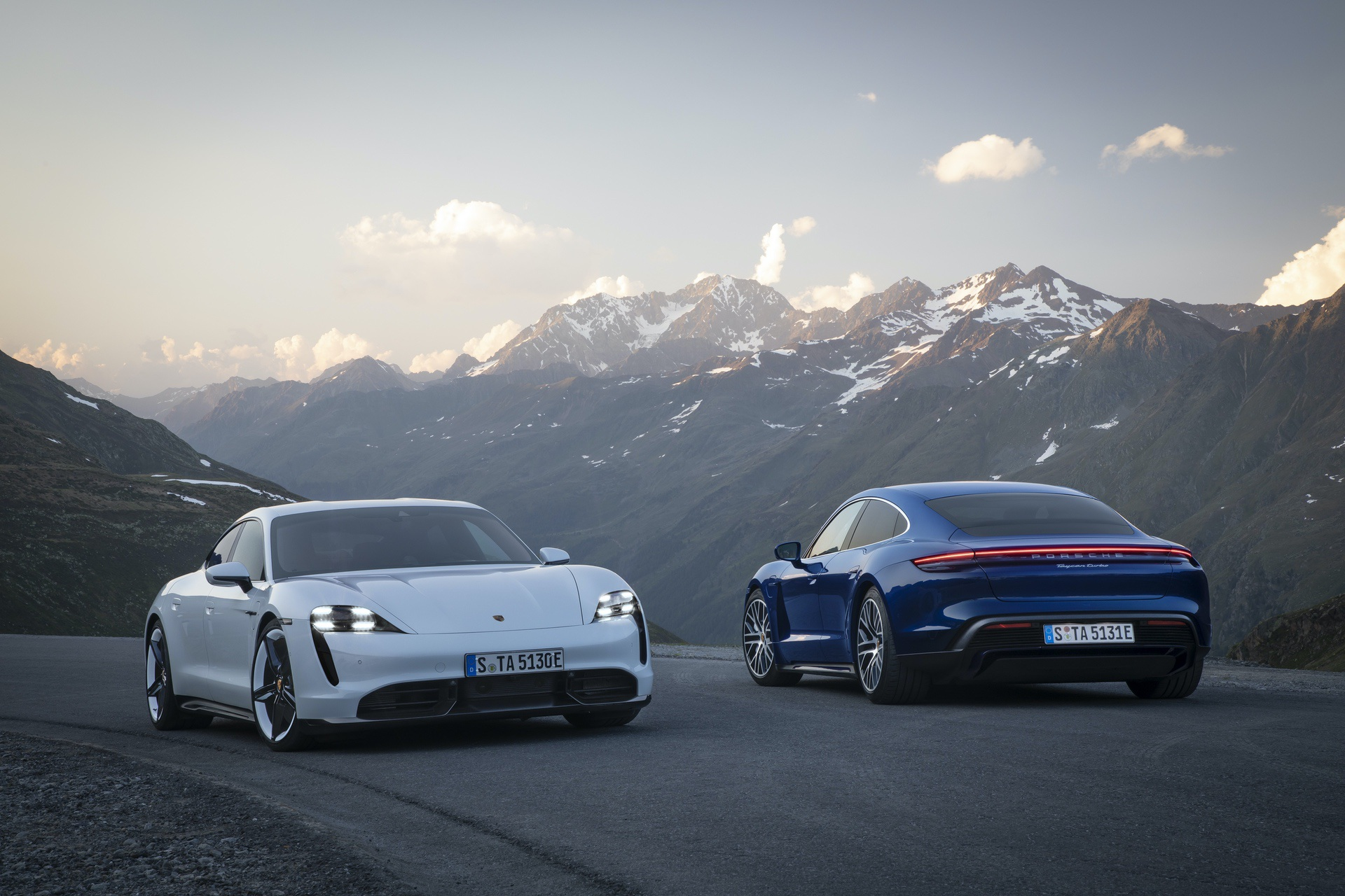 Porsche Says Electrification Will Save Regular Engines