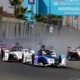 Marrakesh (MAR), 29th February 2020. Marrakesh E-Prix, BMW i Andretti Motorsport, Maximilian Günther (GER) No. 28 BMW iFE.20