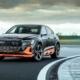 Audi e-tron Sportback racetrack