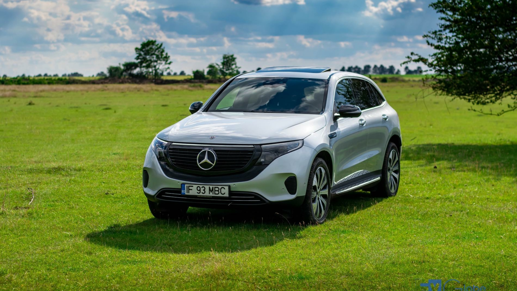 Review 2020 Mercedes Benz Eqc A True Luxurious Electric Suv