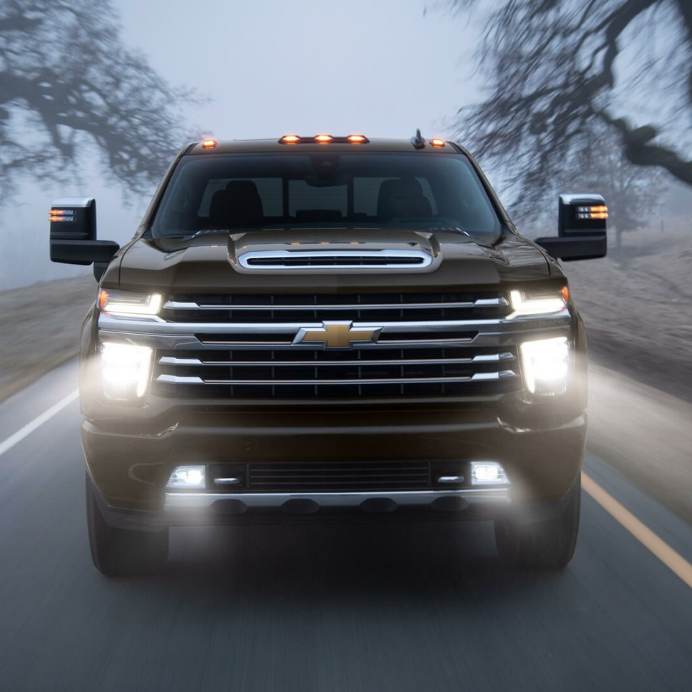 2020 Chevy Silverado 2500 HD High Country