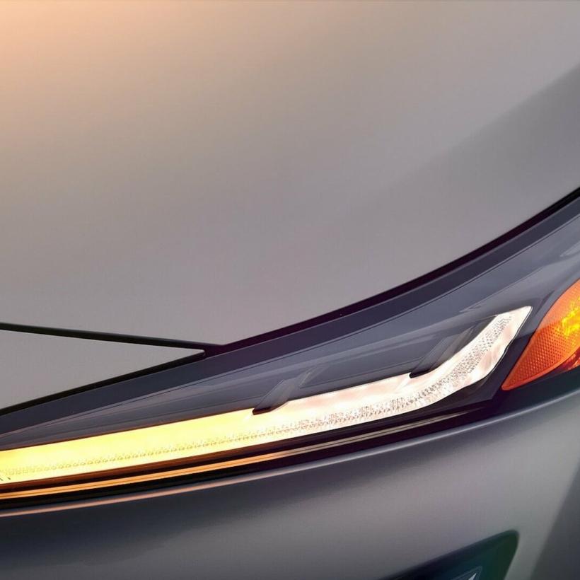 2022 Chevy Bolt EUV headlight