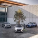 Jaguar SUV lineup