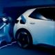 Volkswagen mobile charging robot