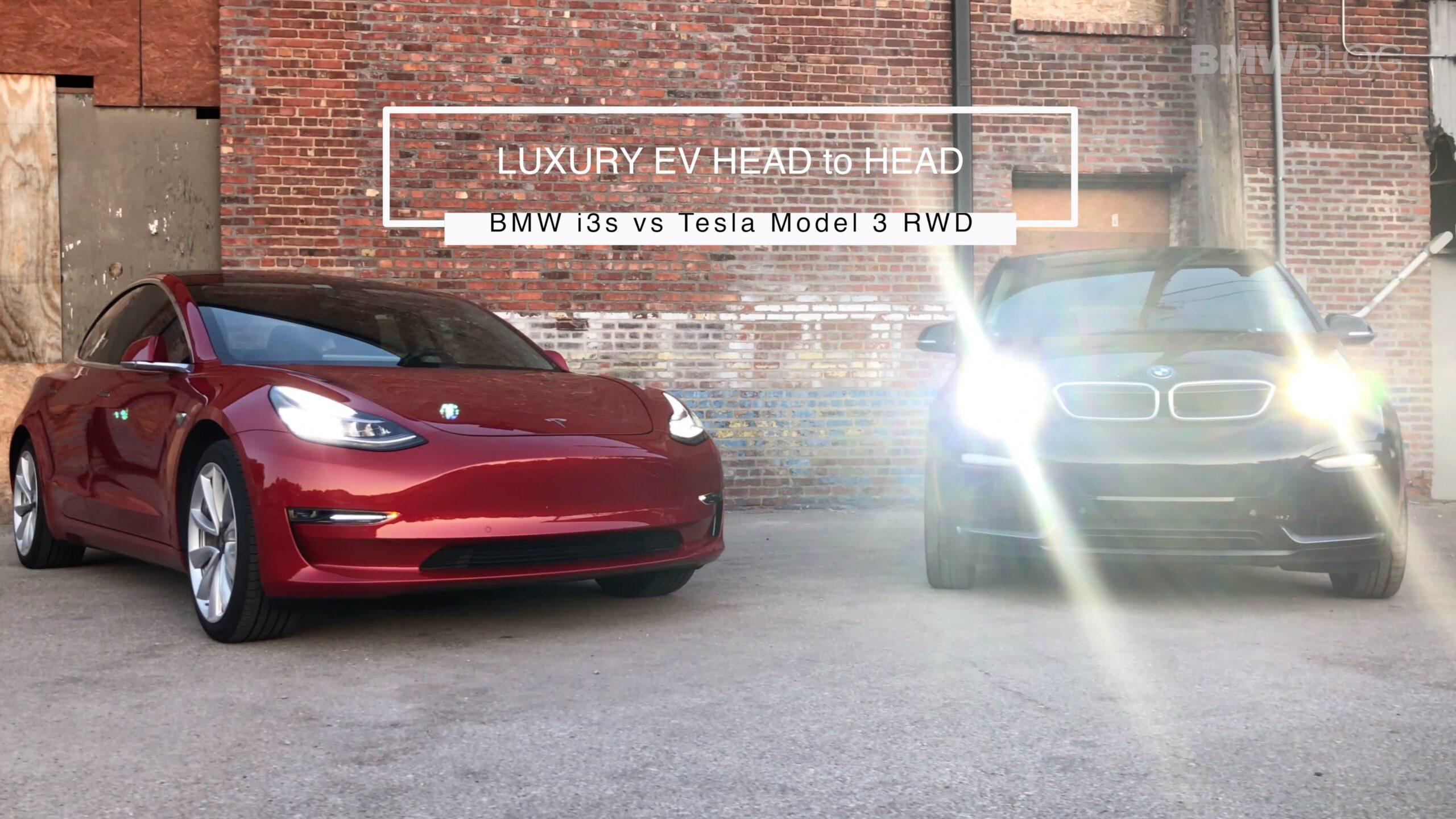 BMW i3 vs Tesla Model 3 - Which One Should I Buy?