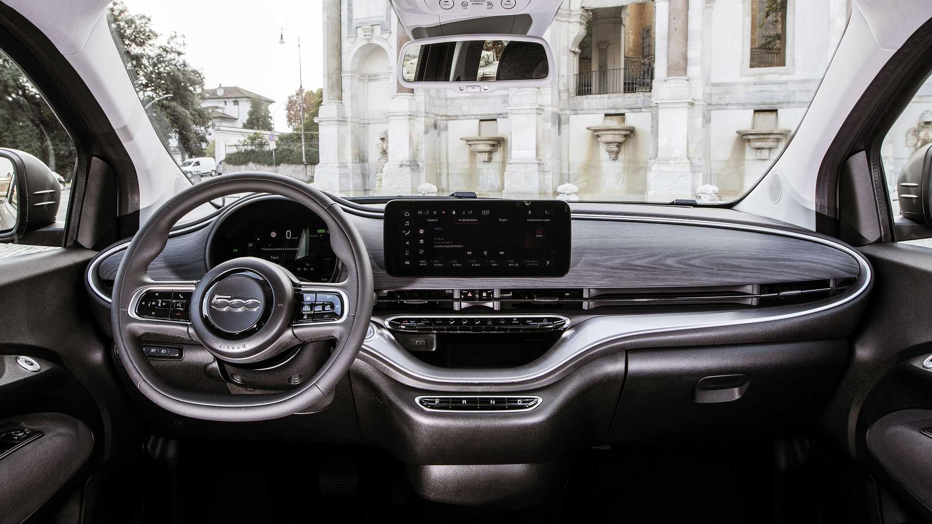 Fiat 500 - Cabin