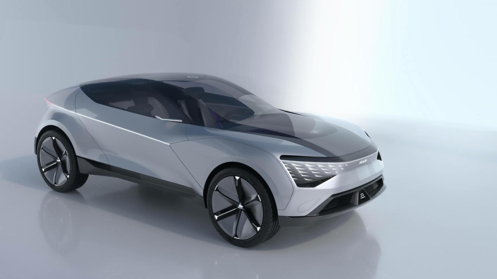 2019 Kia Futuron concept