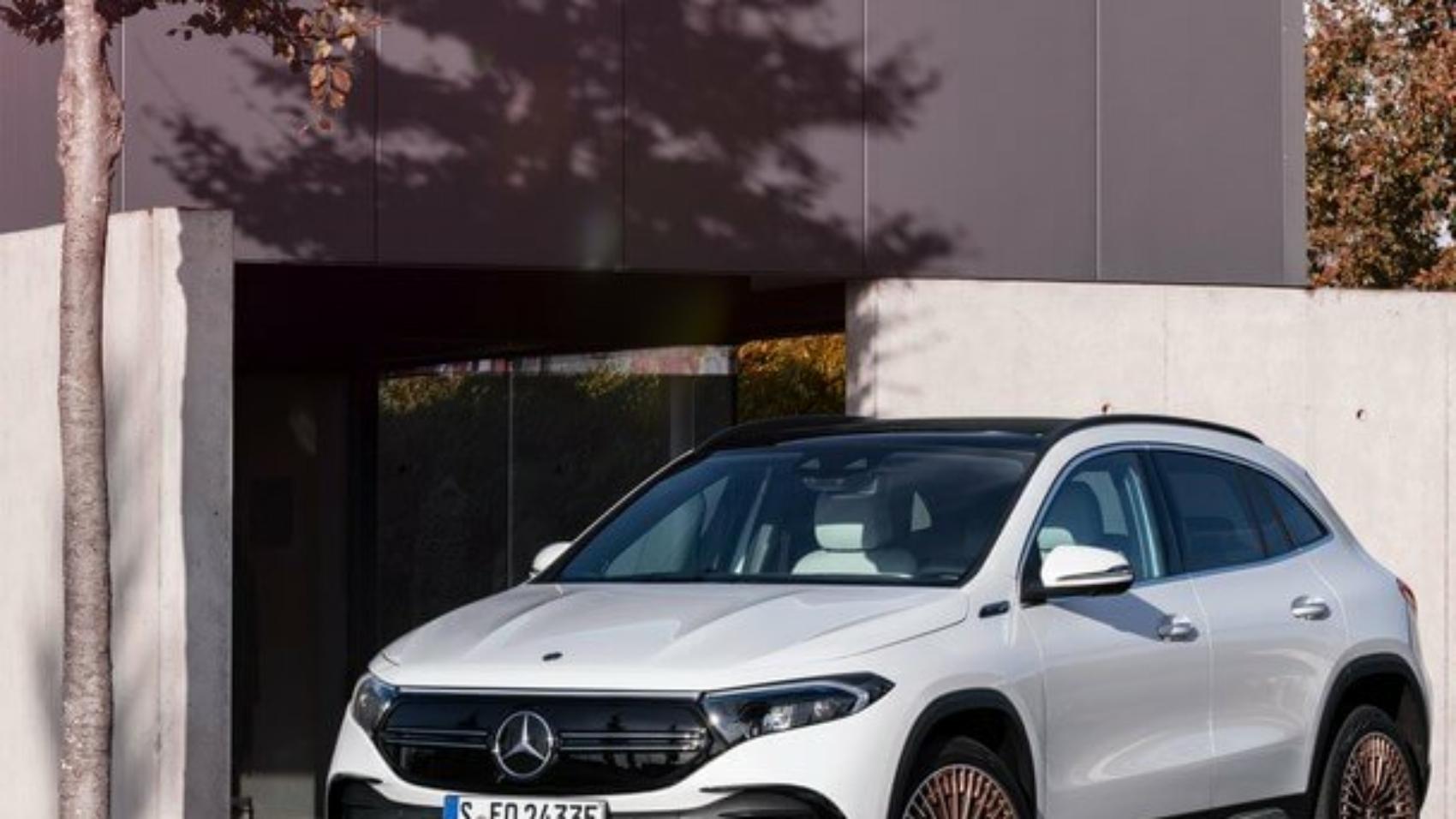 2022 Mercedes EQA