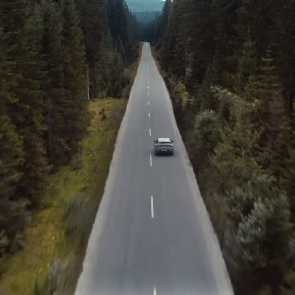 Kia electric crossover teaser