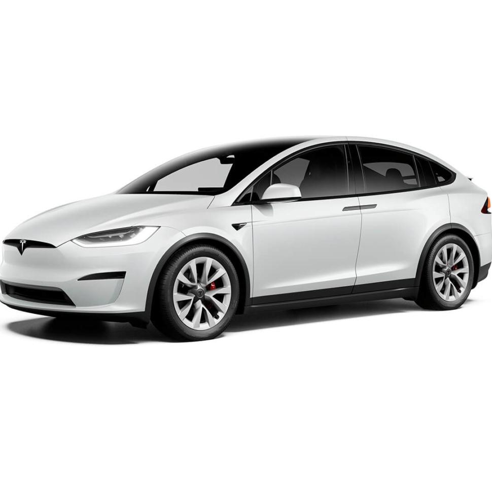 2022 Tesla Model X Refresh