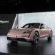 Rear-wheel-drive Porsche Taycan for China