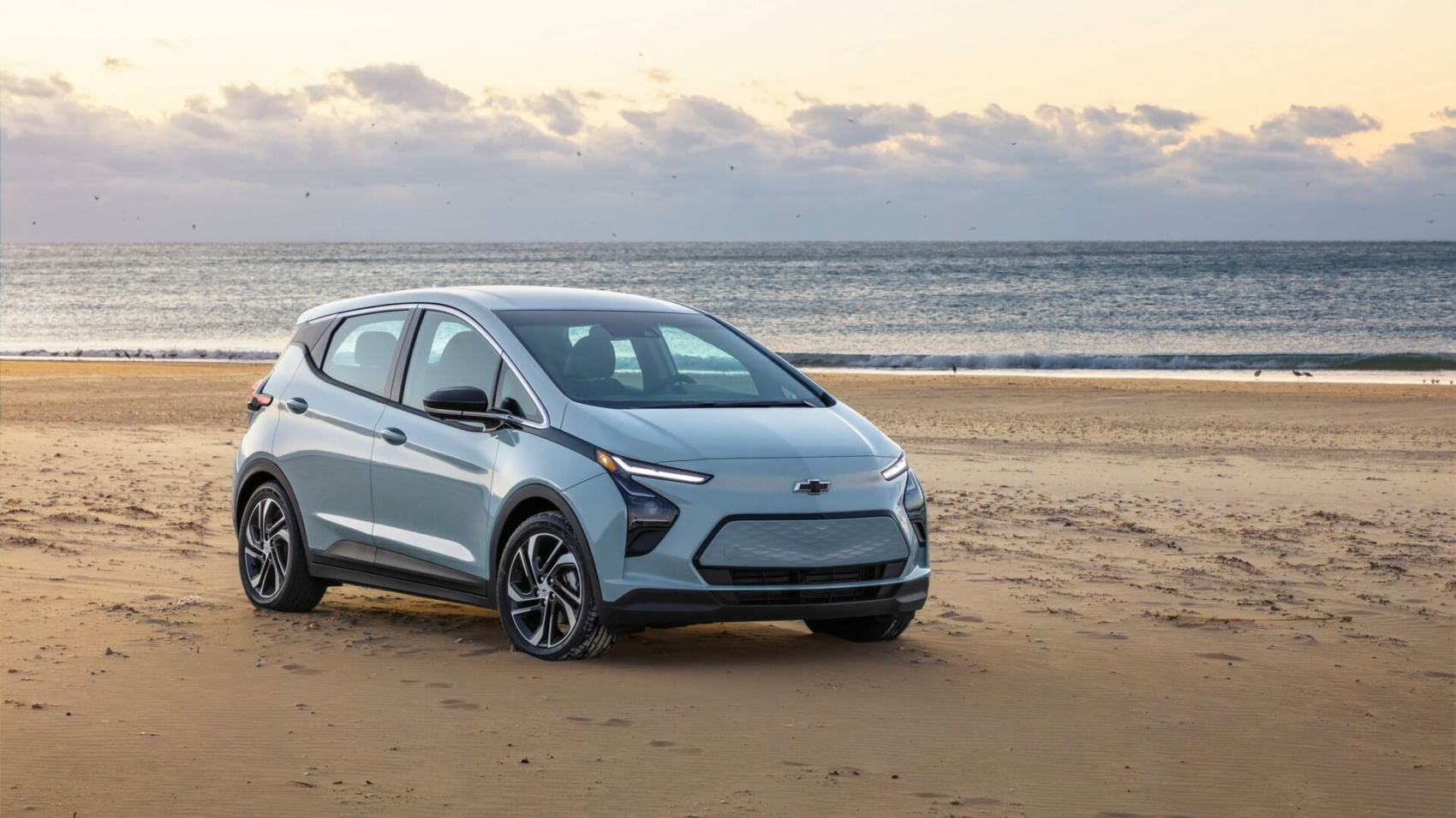 2022 Chevy Bolt facelift