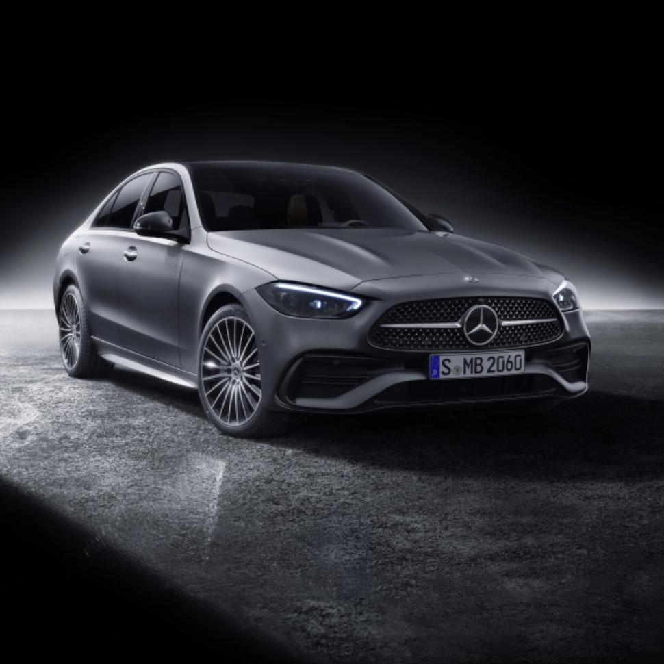2022 Mercedes C-Class
