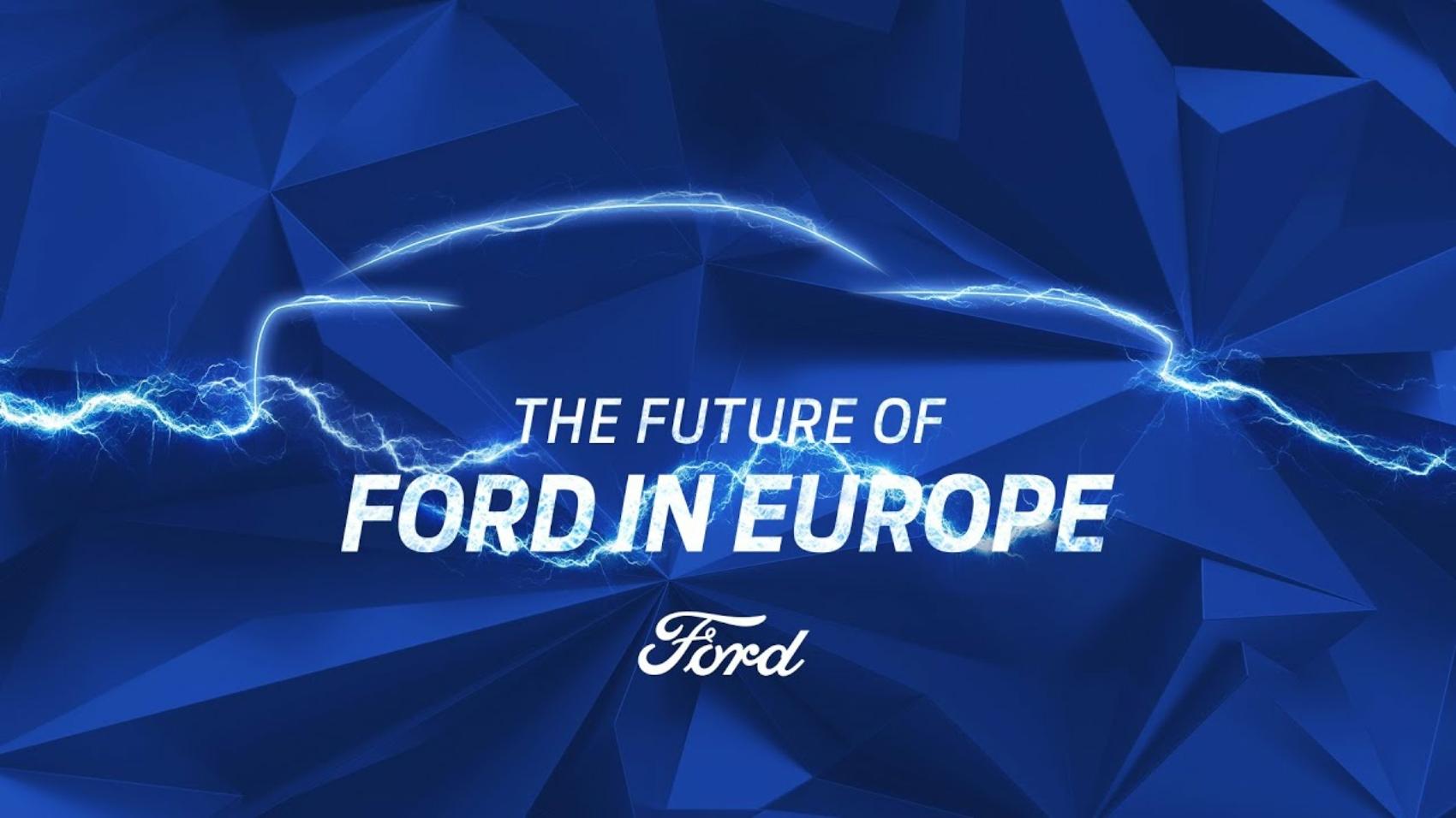 2023 Ford EV for Europe possible teaser