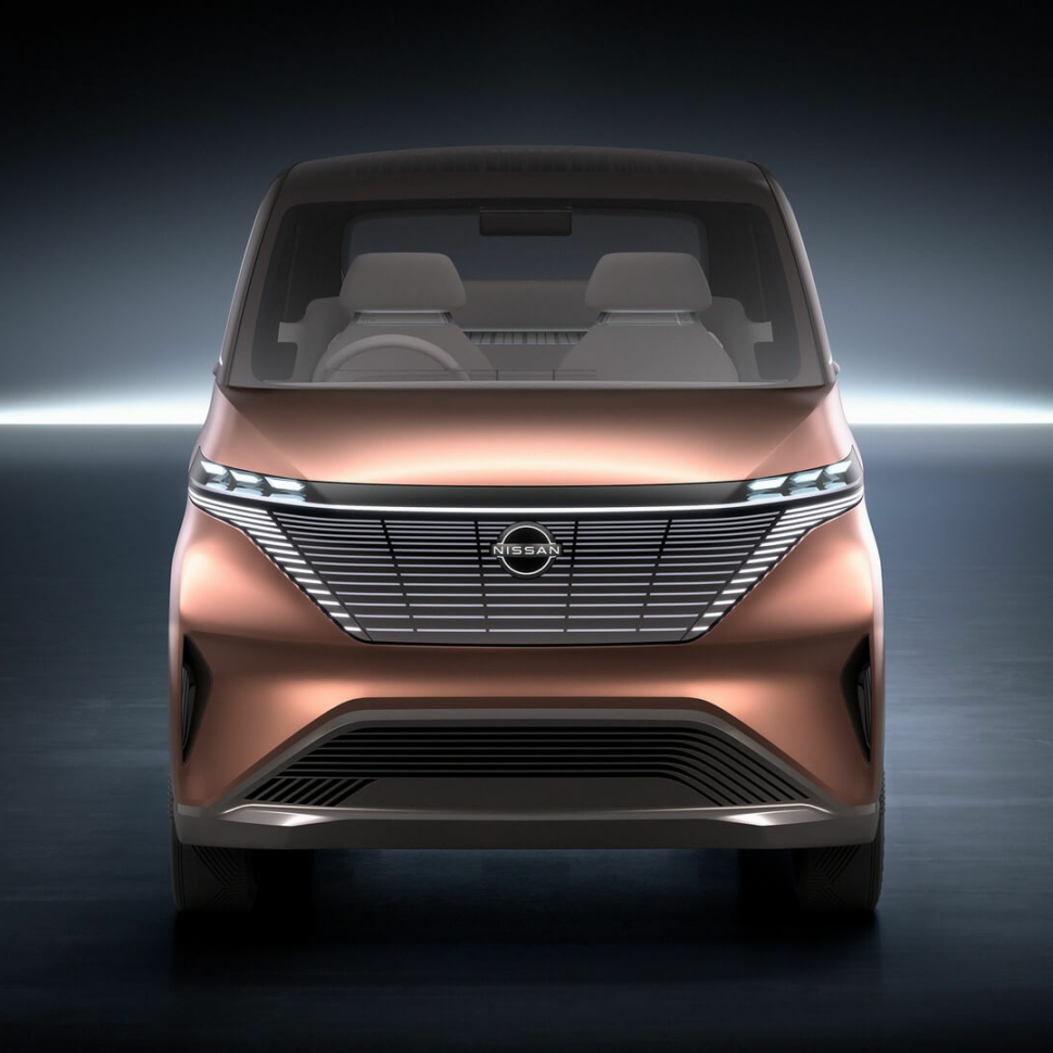 2019 Nissan IMk concept