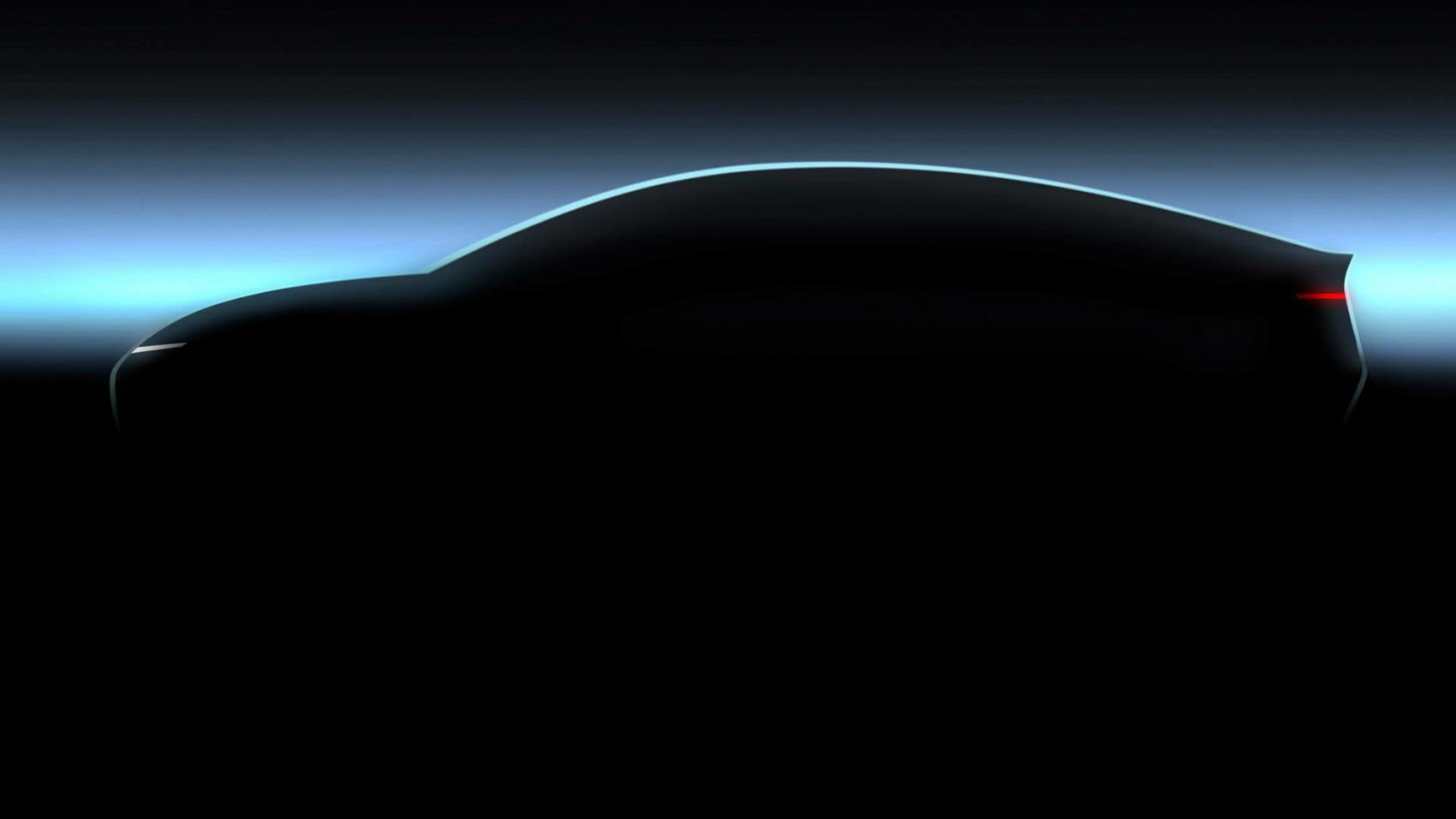 2026 Volkswagen Project Trinity teaser