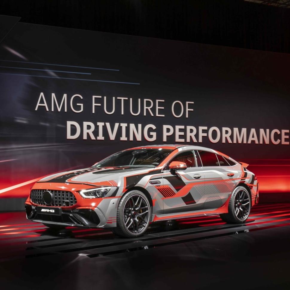 Mercedes-AMG GT73e