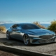 Genesis X electric coupe concept