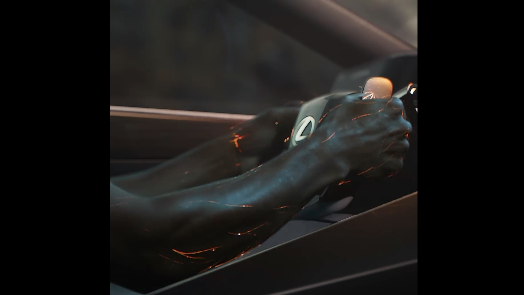 Lexus concept teaser