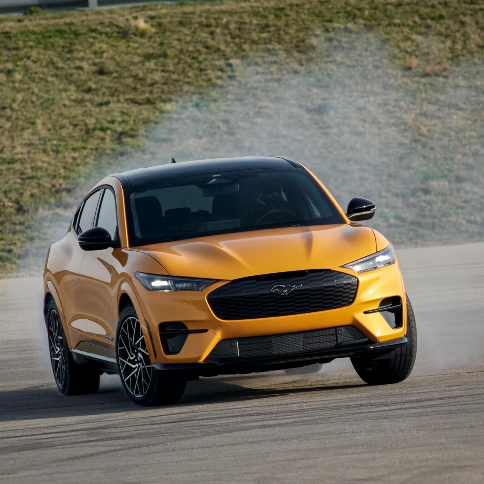 2021 Ford Mustang Mach E GT