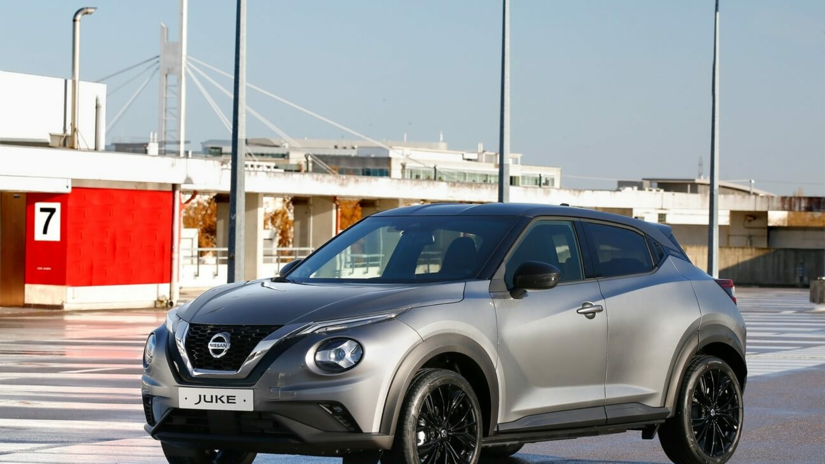 2021 Nissan Juke Enigma special edition