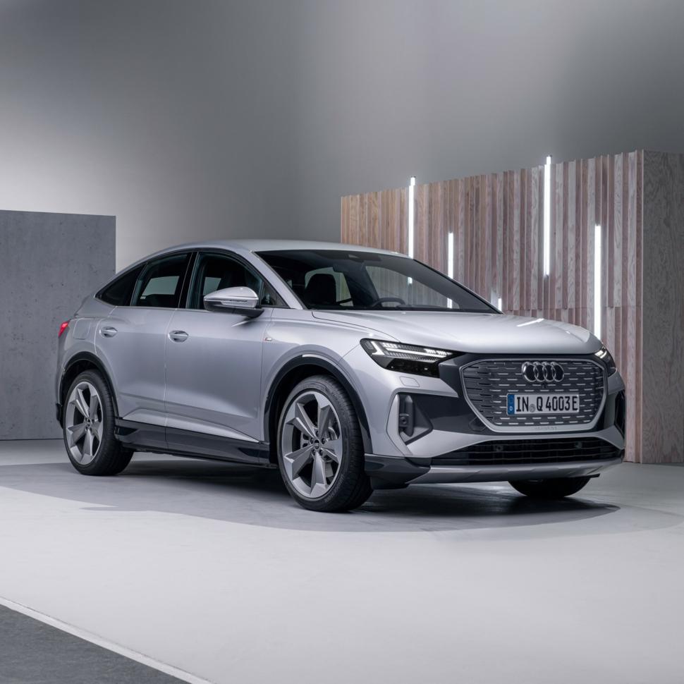 2022 Audi Q4 Sportback E-Tron