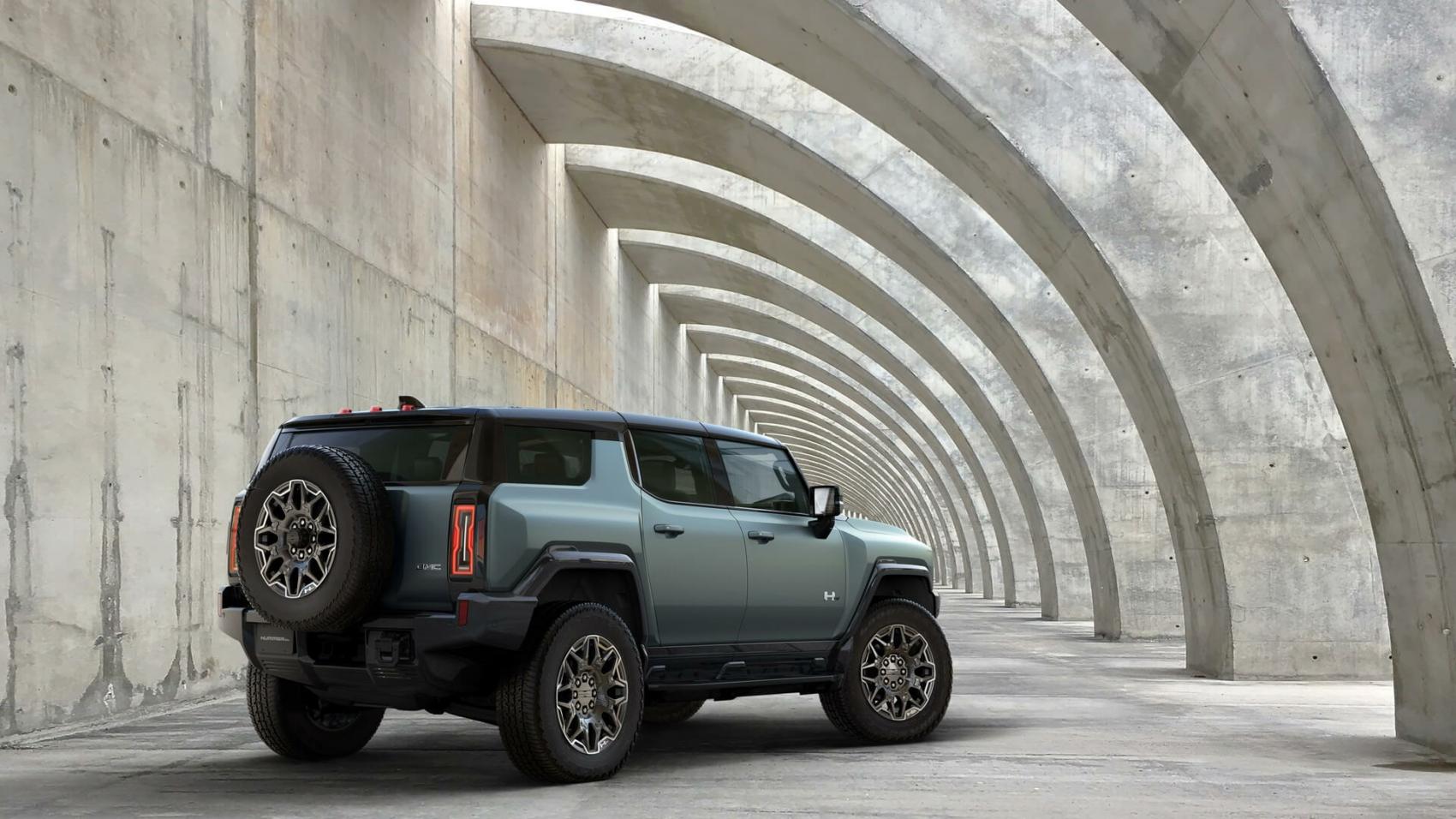 2024 GMC Hummer EV SUV