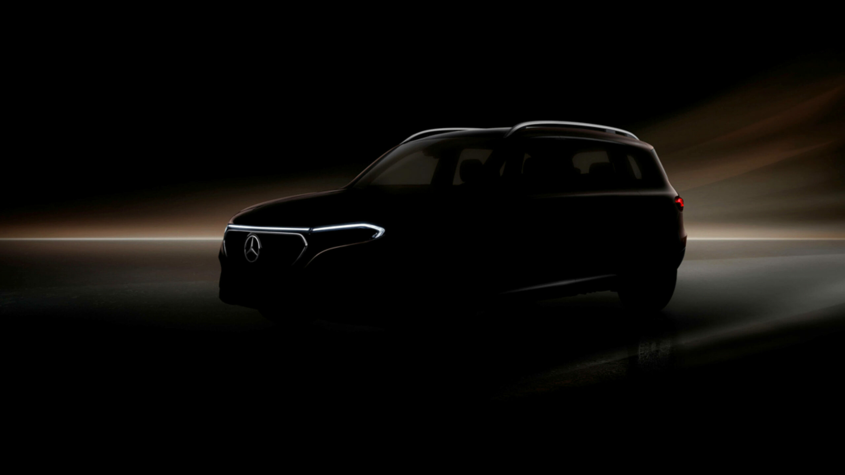 Mercedes EQB teaser