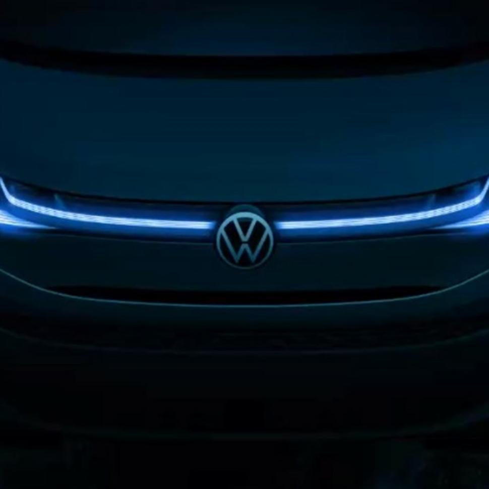 VW T7.1 Multivan teaser