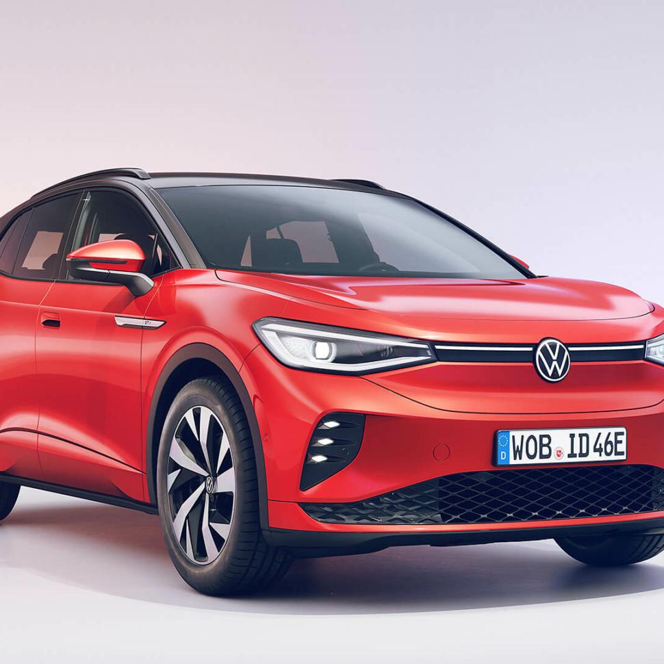 2022 Volkswagen ID.4 GTX