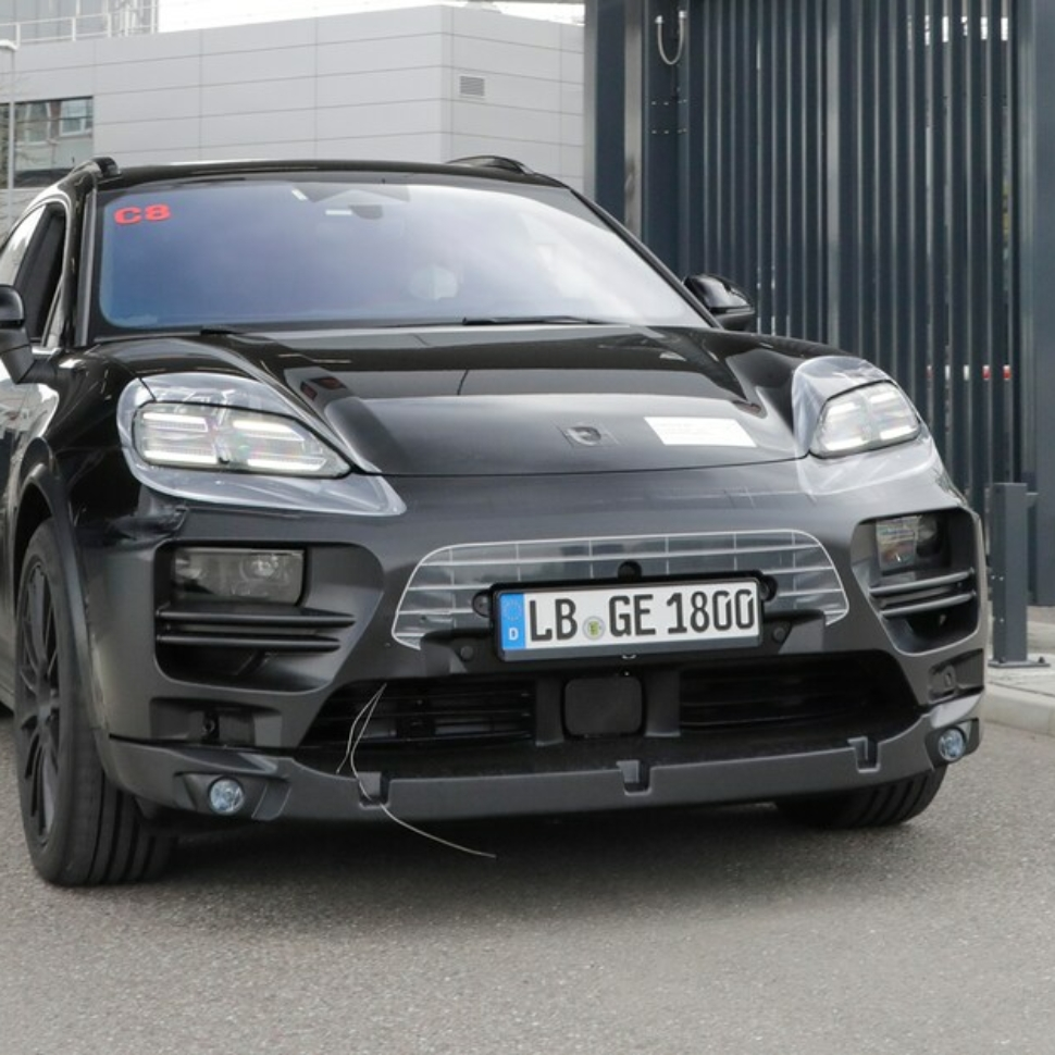 2023 Porsche Macan electric prototype