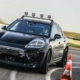 2024 Porsche Macan electric teaser