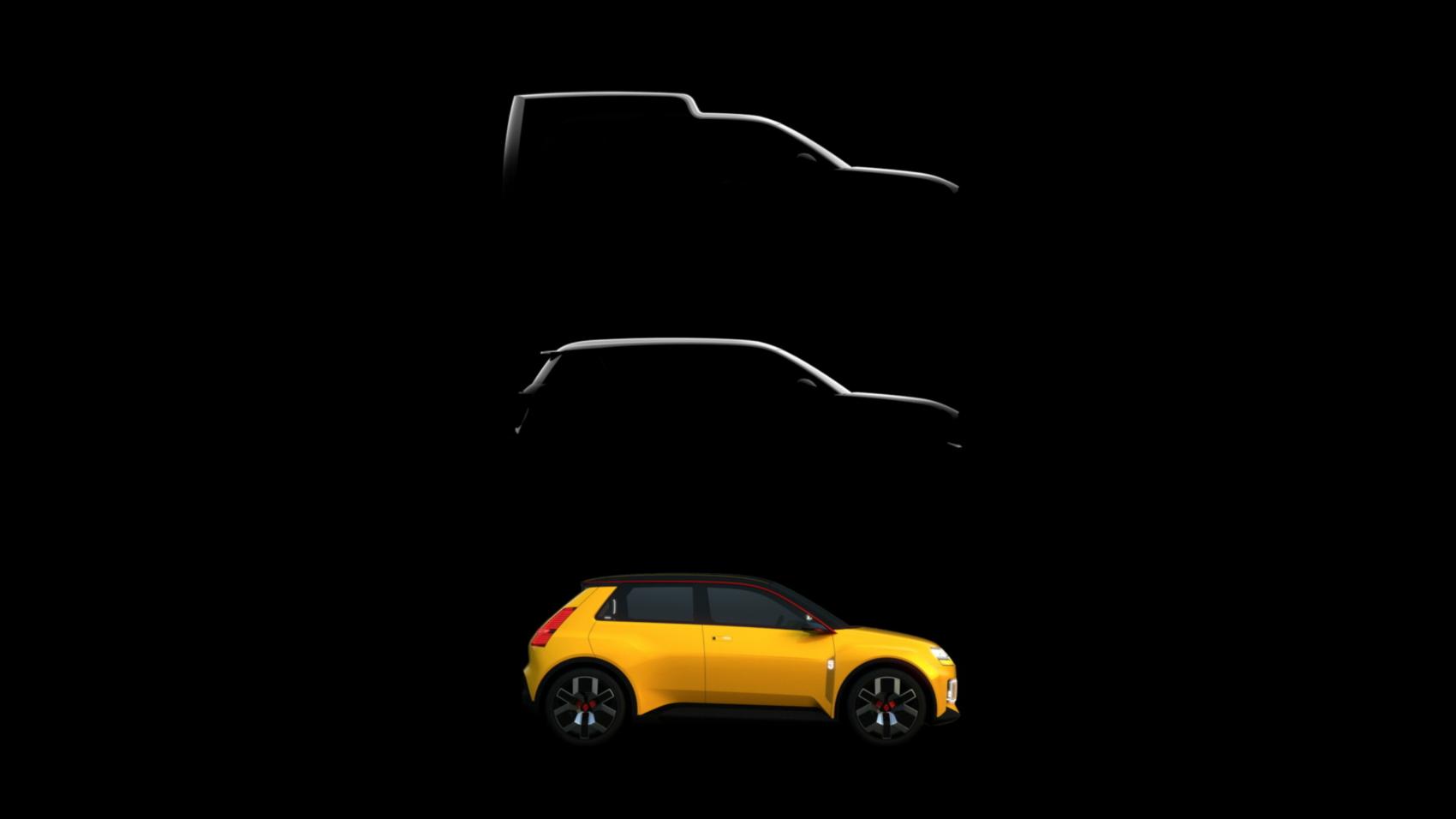 Renault 4 teaser