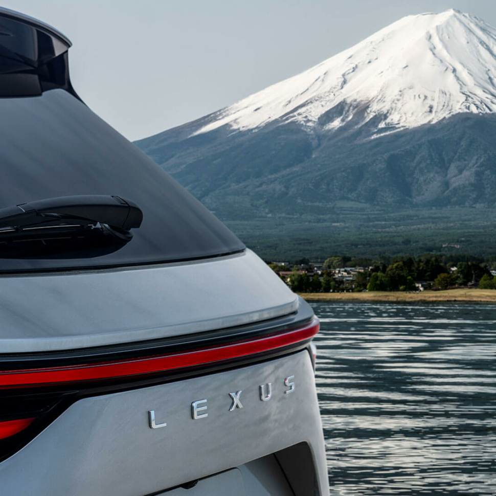 2022 Lexus NX teaser