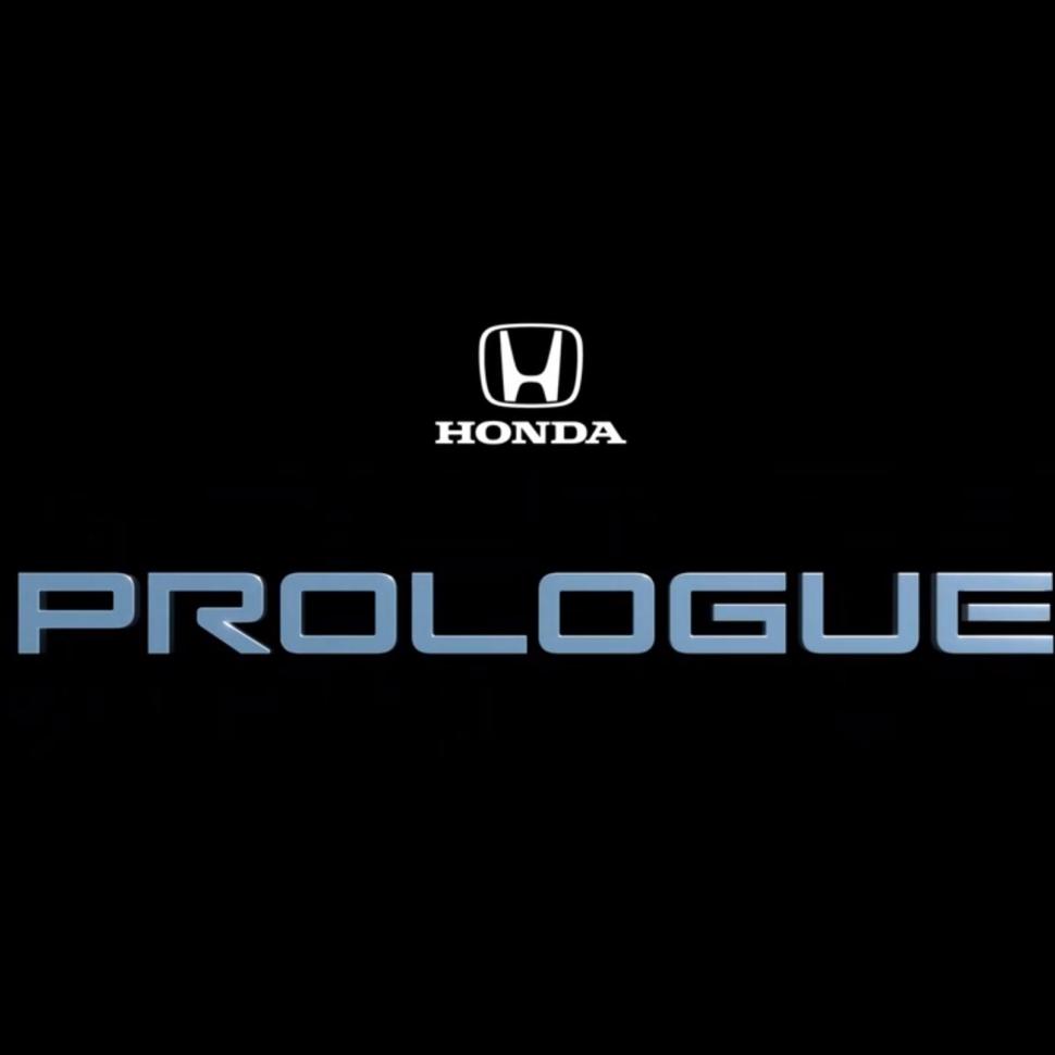 2024 Honda Prologue teaser