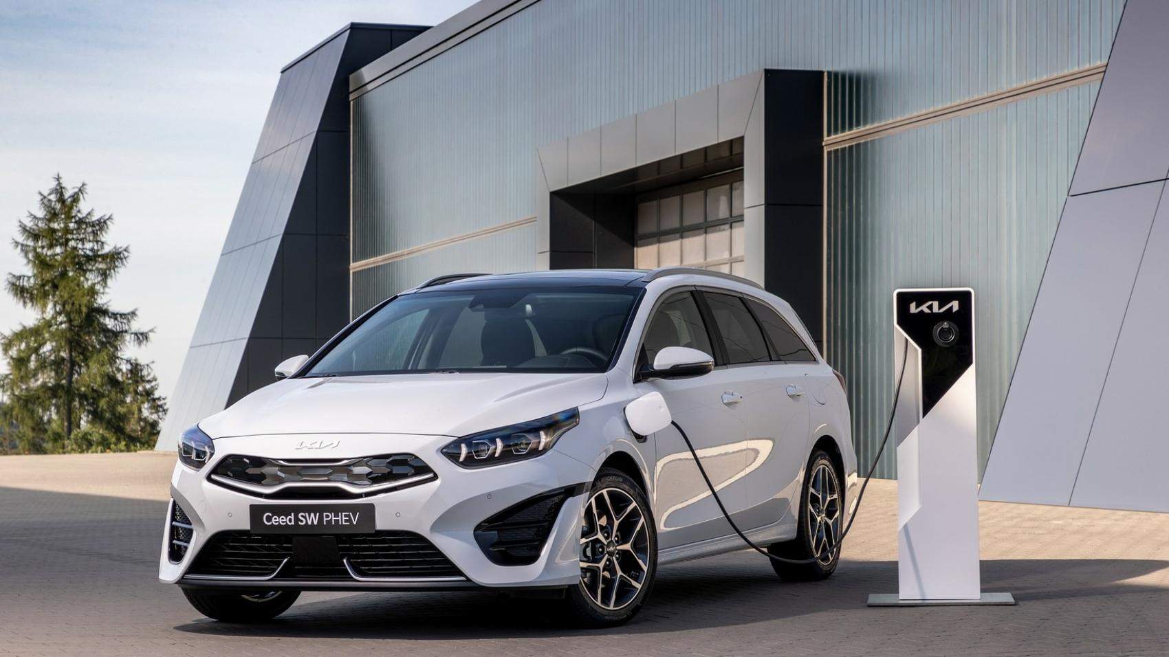 2022 Kia Ceed facelift