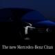 2022 Mercedes Citan teaser