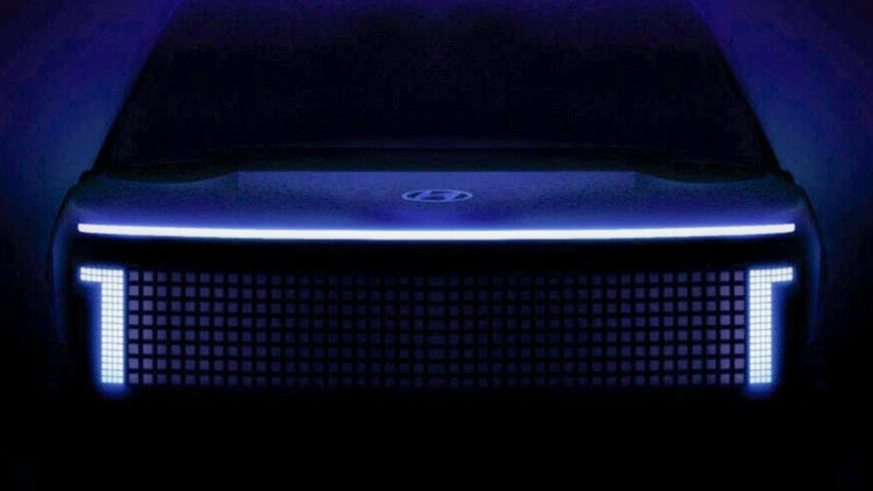 2024 Hyundai Ioniq 7 teaser