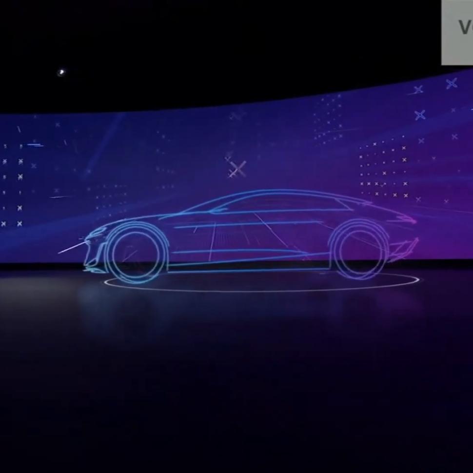 Audi Artemis teaser