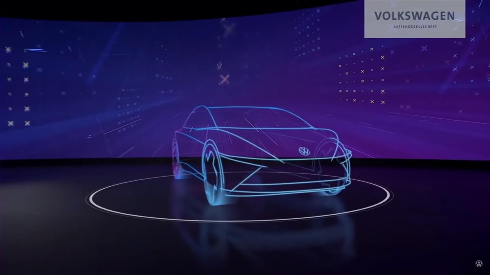 Volkswagen Trinity teaser