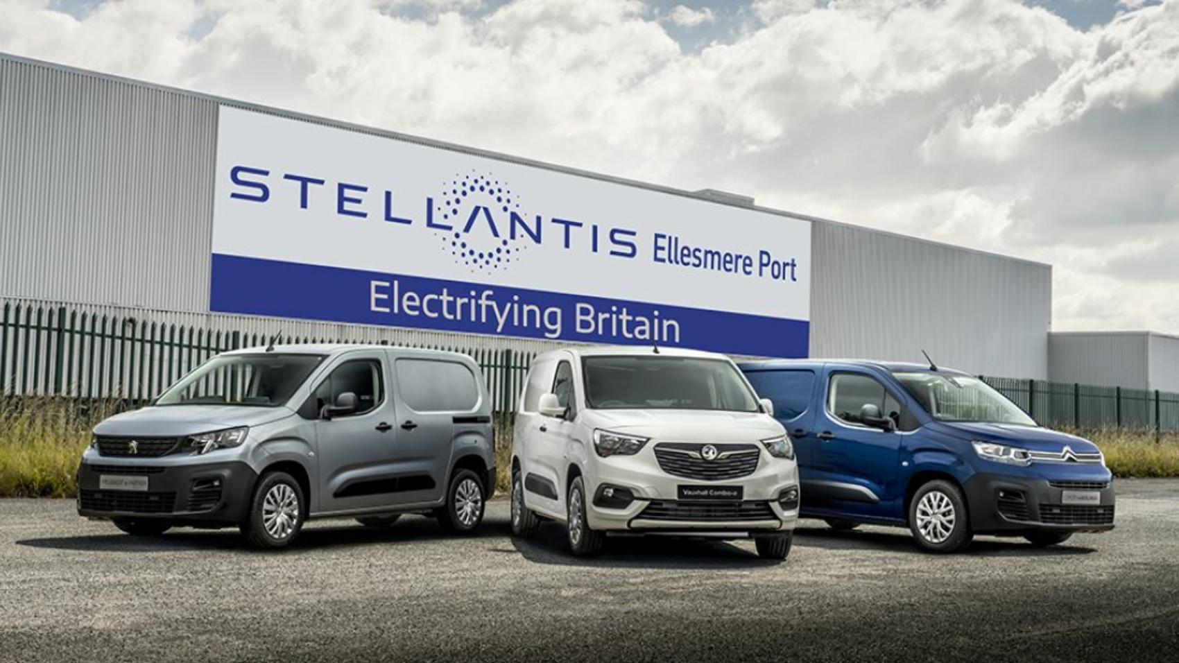 Stellantis Ellesmere Port factory
