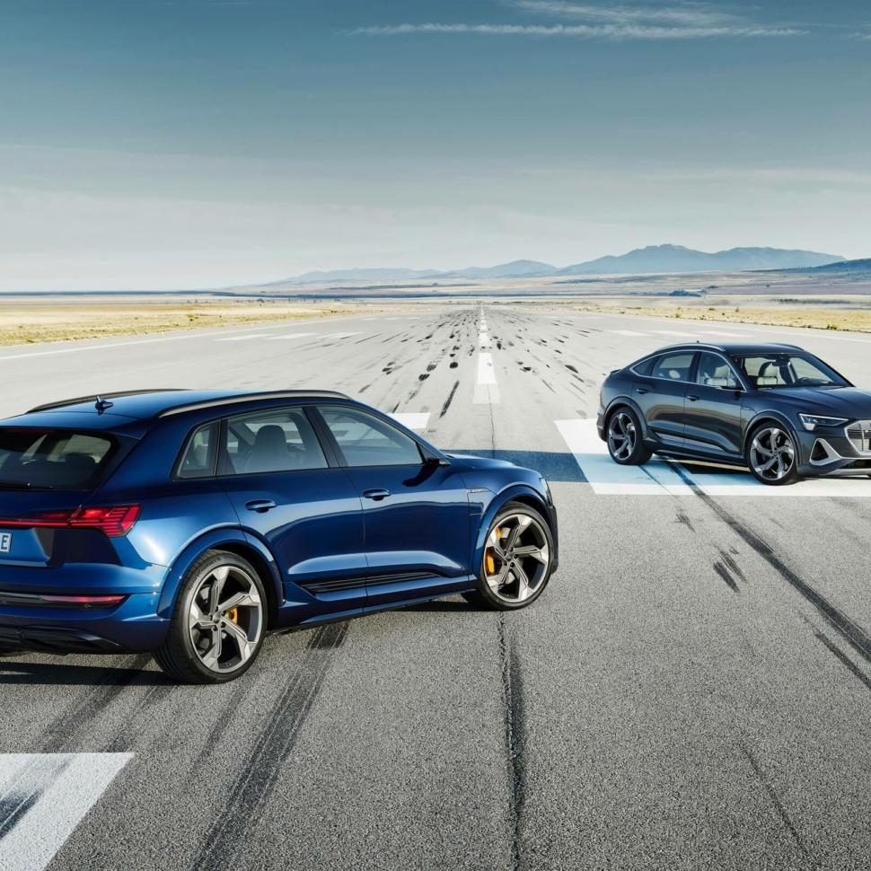 2022 Audi E-Tron S