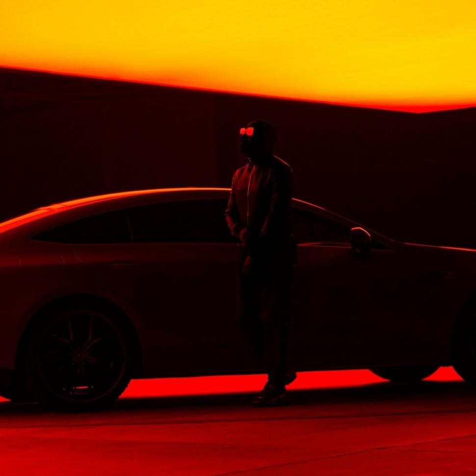 AMG GT PHEV teaser